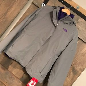 North Face Triclimate two in one coat